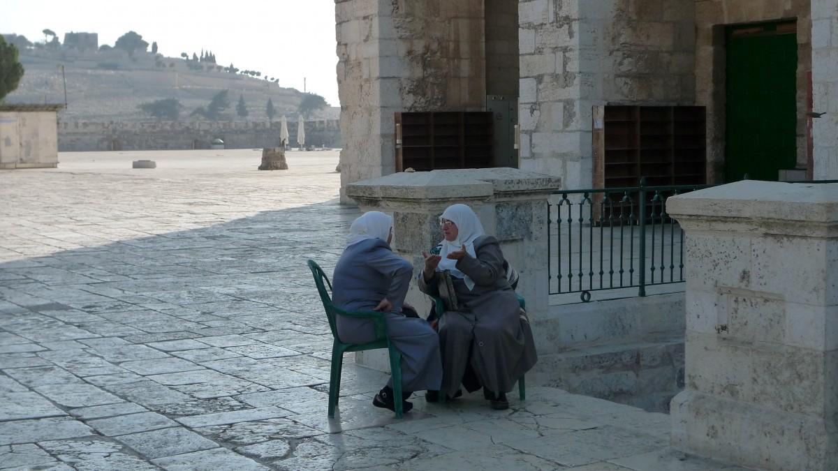 Viaggio in terra di Israele e Palestina