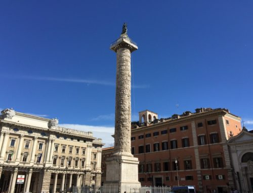 The Sky of Rome
