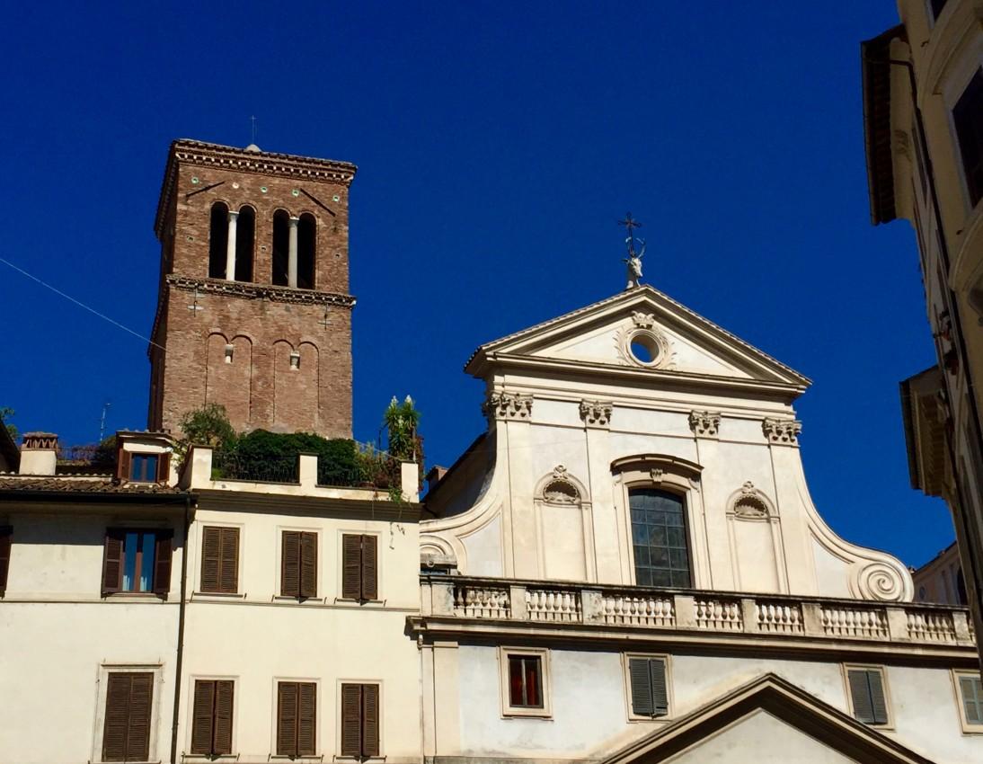 Una passeggiata nel rione Sant'Eustachio a Roma