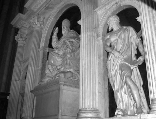 Le tombe dei papi Medici a Roma: Leone X e Clemente VII in Santa Maria sopra Minerva