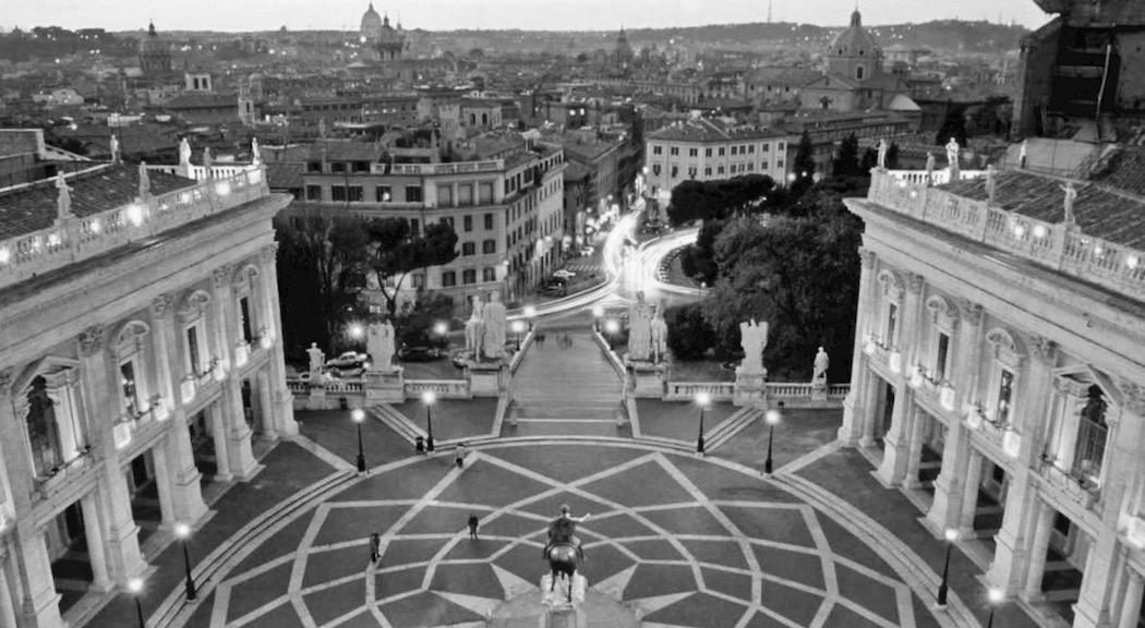 Campidoglio di Michelangelo