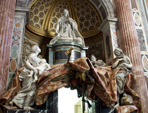 Gian Lorenzo Bernini e la sua bottega. Il monumento funebre di papa Alessandro VII