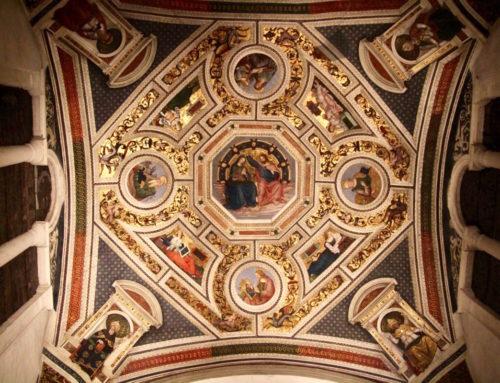 Il Coro della Basilica di Santa Maria del Popolo