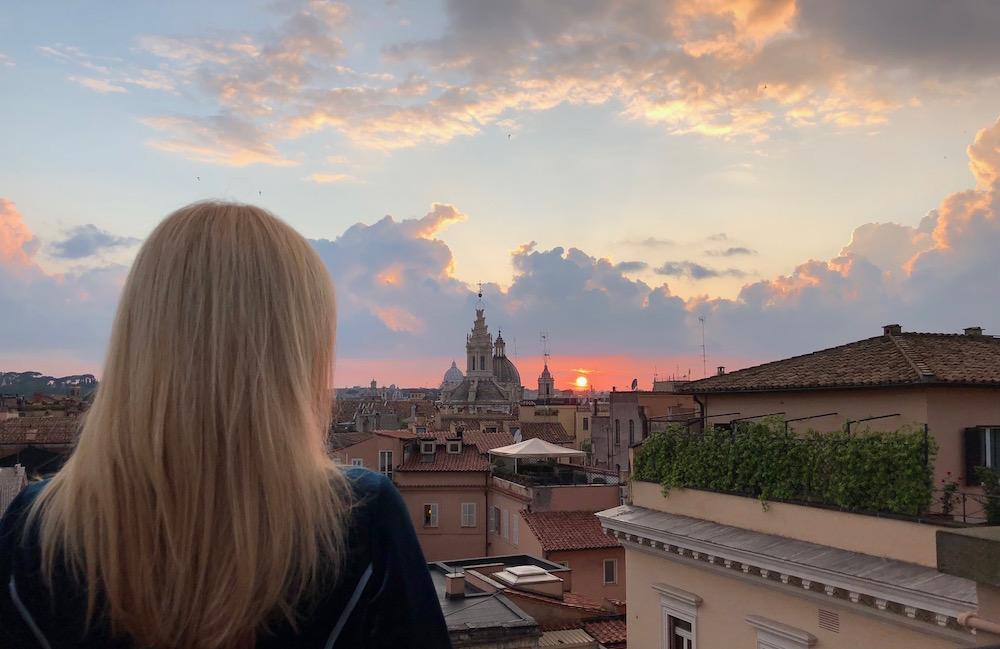 Roma con i miei occhi