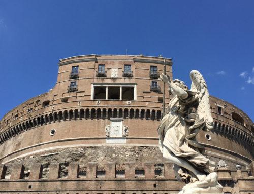 サンタンジェロ城と教皇クレメンス7世の浴室