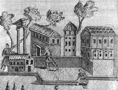 """Le """"storie di sant'Alessio"""" nei mosaici tessellati visti da Giovanni Ciampini alla fine del Seicento"""