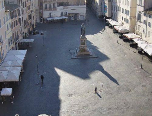 Roma al tempo del Covid-19